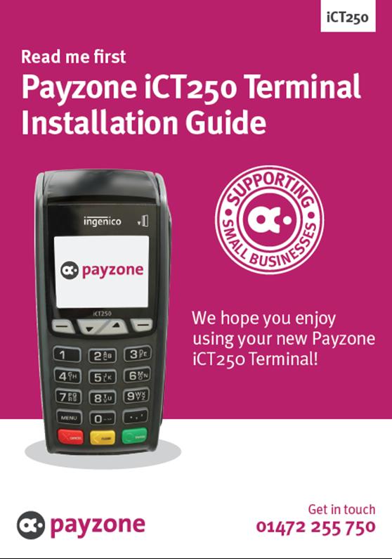 ICT250 Installation